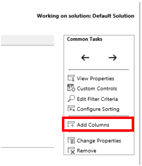 4 1 - System Views and Personal Views in Dynamics CRM/365